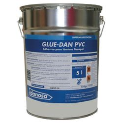DANOPOL PVC LIJM GLUE-DAN 5L