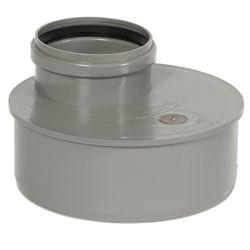 PVC VERLOOP GRIJS BENOR 250/160MM SN4