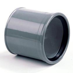 PVC MANCHON COULISSANT GRIS BENOR 110MM SN8